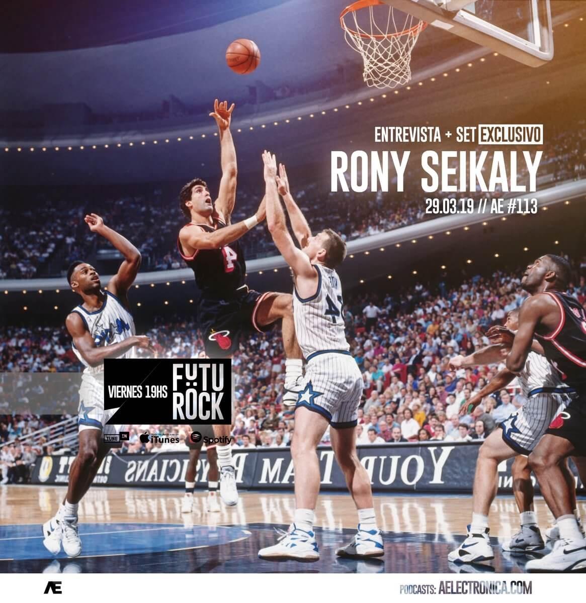 Rony Seikaly