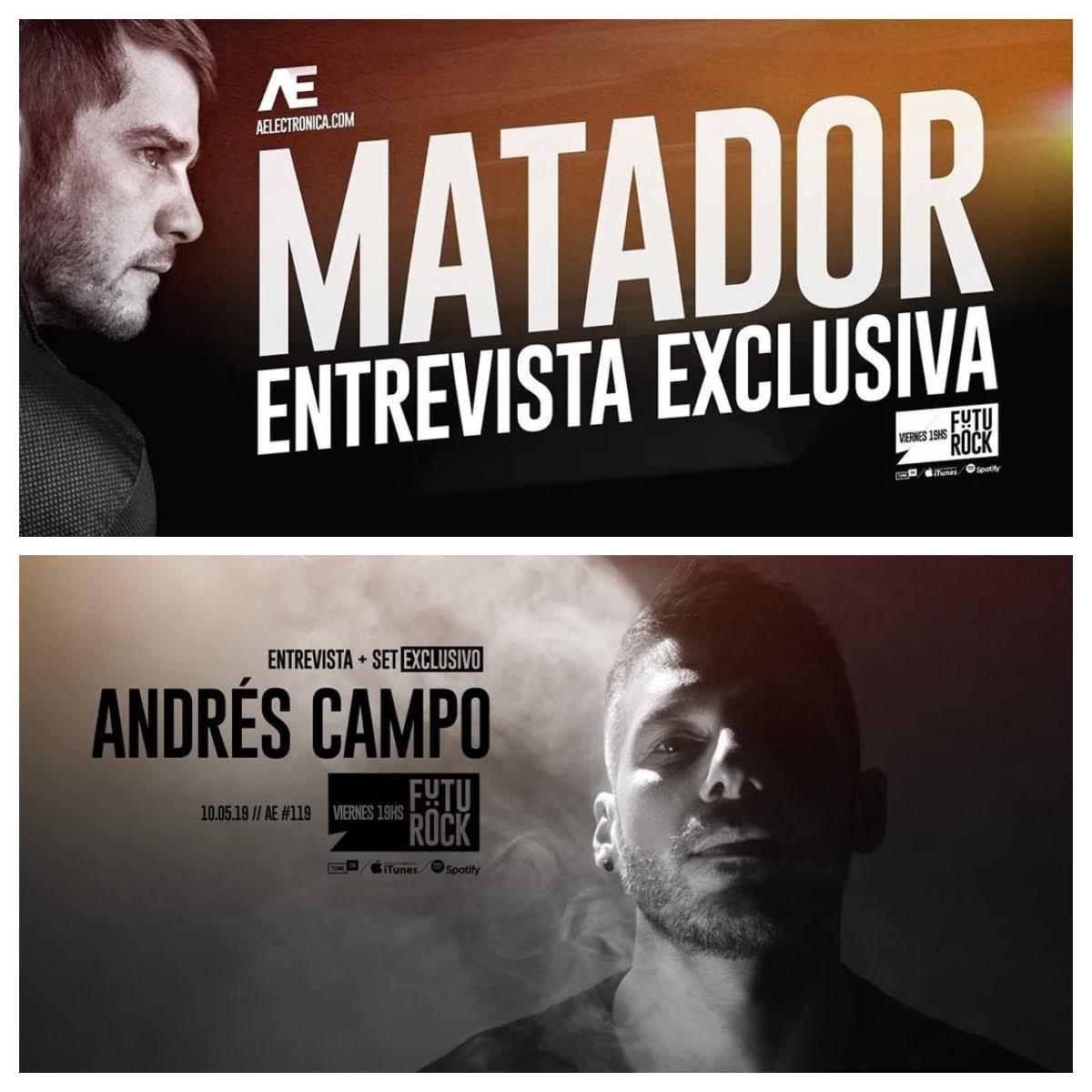 MATADOR & ANDRÉS CAMPO