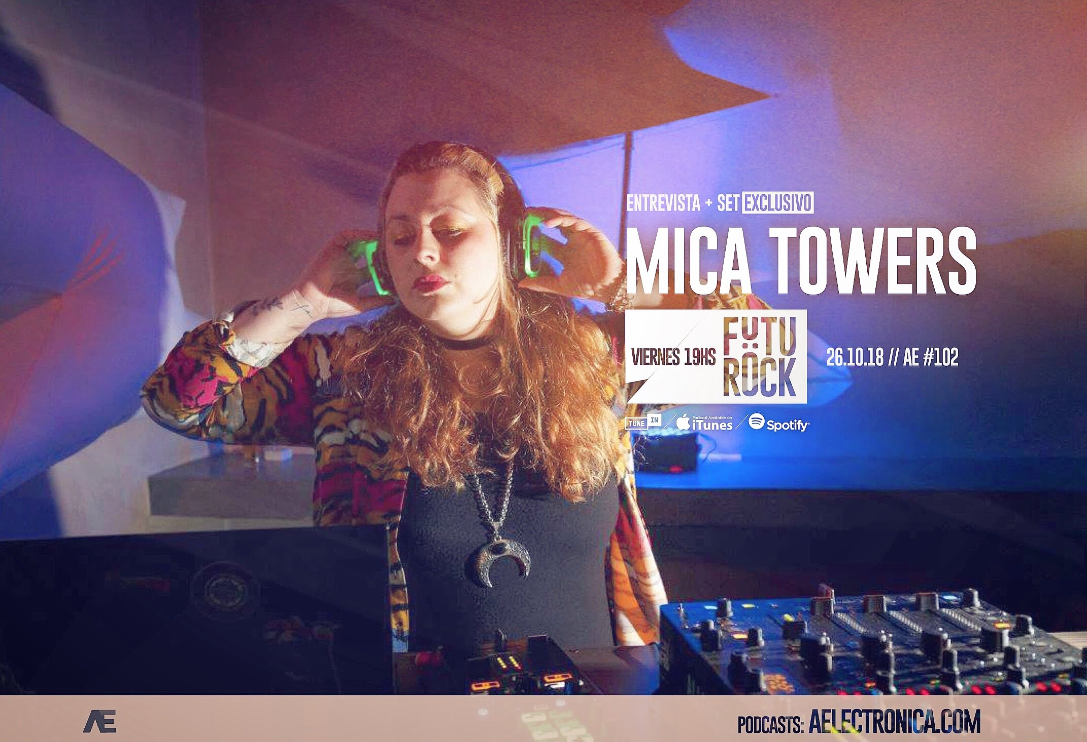 Mica Towers